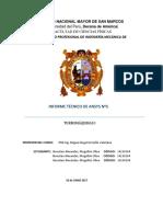 Informe Tecnico  5