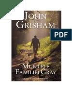 AllDocs.net-John Grisham - Muntele Familiei Gray v1.0.PDF