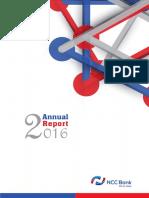 Annual Report NCC 2016