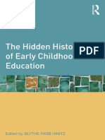 Blythe Farb Hinitz-The Hidden History of Early Childhood Education-Routledge (2013)