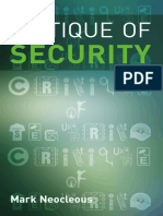 Mark Neocleous-Critique of Security (2008).pdf