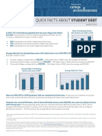 Debt Facts and Sources