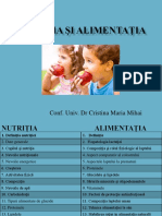 Curs 4 Nutritia Si Alimentatia
