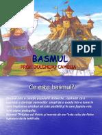 Basmul - caracteristici