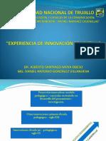 Experiencia de Imnovacion Educativa-RNC