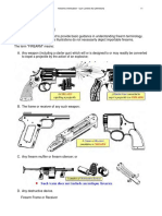 Definitions Firearms