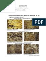 Carátula de Rmr Geotecnia