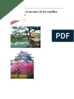 La Magia y El Encanto de Los Castillos Japoneses