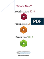 ProtaStructure Suite 2018 Whats New