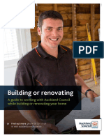 Guide to Working With Council While Building and Renovating