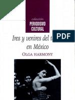 Ires y Venires Del Teatro en México