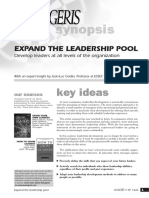 15_Expand the Leadership Pool