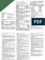 VC9805 Manual Español