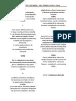 Himno Institución Educativa Pedro Castellanos
