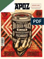 Juxtapoz Art & Culture Magazine - July 2014 USA