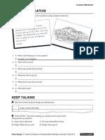 Interchange4thEd Level1 Unit07 Grammar Worksheet