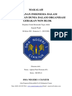Makalah Perdamaian Indonesia