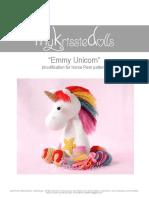 Emmy Unicorn