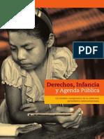 Derechos, infancia y agenda pública
