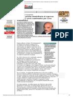 06-01-2018 Otorgan Prisión Domiciliaria Al Represor Barreiro y Otros Condenados Por Lesa Humanidad