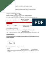 Formulación de Productos Cárnicos
