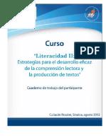Curso Literacidad II