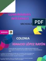 Comunidades Integrales Michoacan Pp