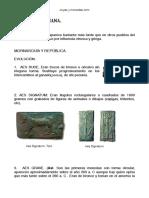 Las Monedas Romanas. Copia