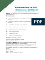 Programa y Cronograma de  metrologiacursada.docx