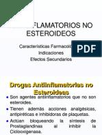 Antiimflamatorios No Esteroideos