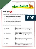 reindeer+games