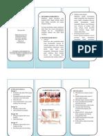 Leaflet Pencegahan Dekubitus