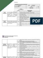 Calendario de Evaluaciones Programadas Artes Visuales Septimo Basico
