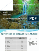 I Curso Ambiental Recursos Forestales-Fauna Silvestre