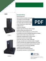 Catalogo Ea900ⅱrt Monofasica Esp
