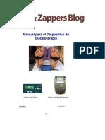Manual Para Aparato de Electroterapia