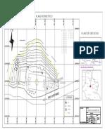 Plano Topografico del distrito de Lajas