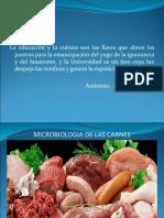 Microbiología de Las Carnes