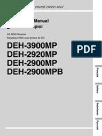 Autoradio_Pioneer 2900 Mp