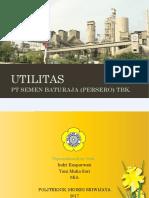 UTILITAS - Semen Baturaja