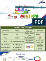 Quality Circle Mission DCP 1C