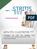 Penyuluhan Gastritis Winny