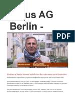 Siegfried Nehls Sanus AG Berlin