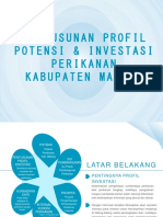 Penyusunan Profil Potensi & Investasi Perikanan Kab Malang