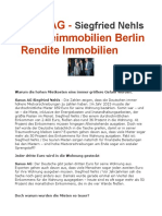Sanus AG Berlin Siegfried Nehls Berlin