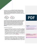 Las Quinolinas Es Un Compuestos Aromáticos Del Tipo Heterocíclico(Marco Teorico)