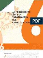 Guía para Periodistas ante la información del Cambio Climático