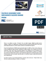 PSC-Mechanical Assembly Gloves