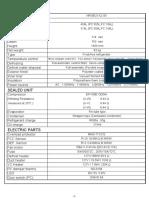 Panasonic Refrigerador NR-B521XZ Service Manual