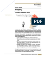 OSK Research on Property